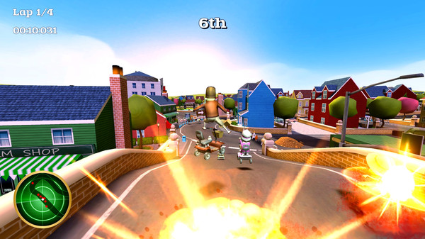 Coffin Dodgers - STEAM Key - Region Free / ROW / GLOBAL