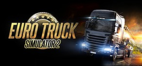 Euro Truck Simulator 2 (ROW) - STEAM Gift Region Free