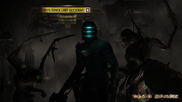zzzz_Dead Space - STEAM KEY Region Free / ROW