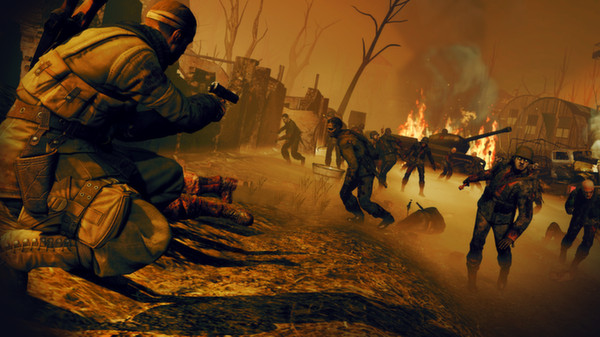 Sniper Elite: Nazi Zombie Army 2 - STEAM - ROW / free
