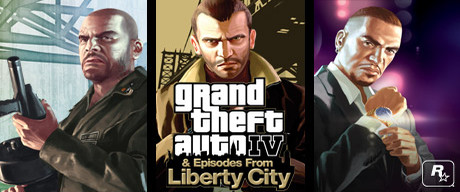 Grand Theft Auto IV Complete Edition (ROW) - STEAM Gift