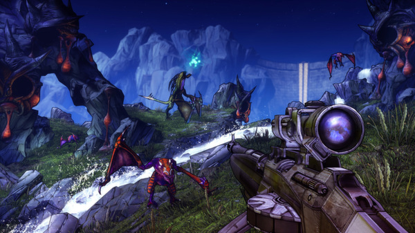Borderlands 2 Game of the Year - GOTY STEAM ROW / free