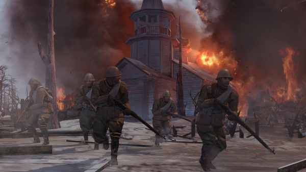 Company of Heroes 2 - STEAM Gift - Region Free / ROW