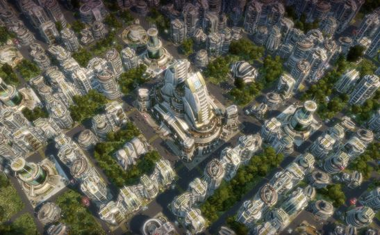 Anno 2070 (ROW) - STEAM Gift - Region Free / GLOBAL