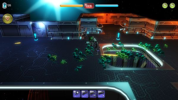 Alien Hallway Retail - STEAM Key - Region Free
