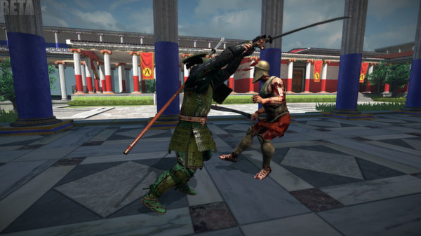 zzzz_Chivalry Deadliest Warrior (ROW) STEAM Region Free