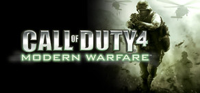 Call of Duty 4 Modern Warfare - STEAM - Region Free/ROW