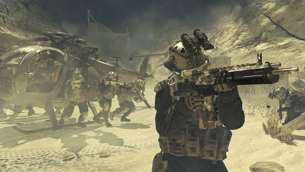 zzzz_Call of Duty: Modern Warfare 2 - STEAM Region Free