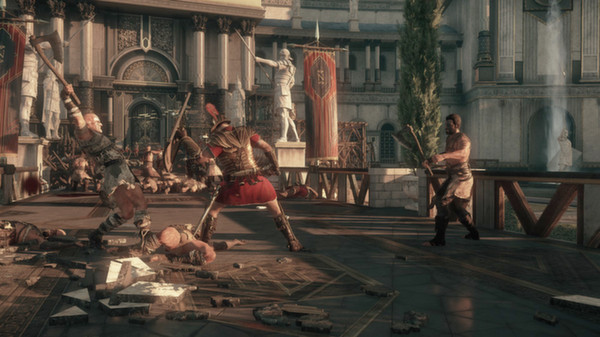 zzzz_Ryse: Son of Rome (ROW) - STEAM Gift - Region Free