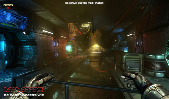 Dead Effect (ROW) - STEAM Key - Region Free
