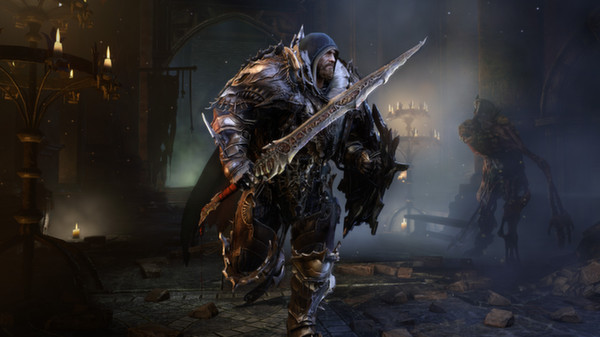 Lords Of The Fallen Deluxe - STEAM - RU+CIS+UA +DLCs