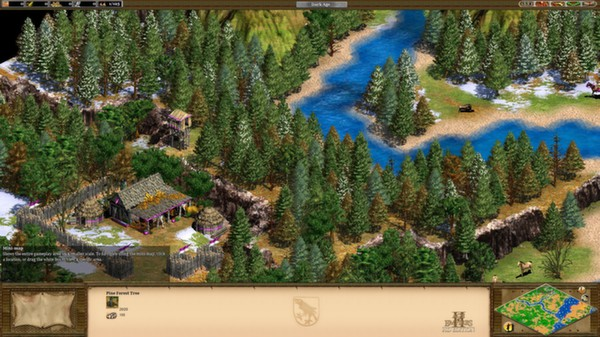 zzzz_Age of Empires II 2: HD - STEAM Gift - (RU+CIS+UA)