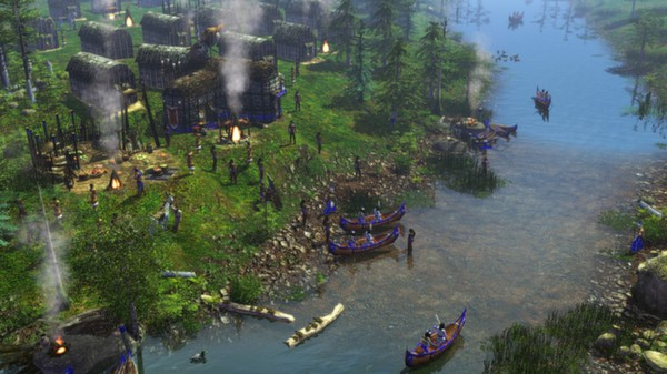 zzzz_Age of Empires III 3: Complete - STEAM / RU+CIS+UA