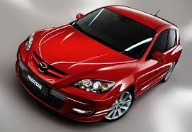 Mazda 3 (03г)