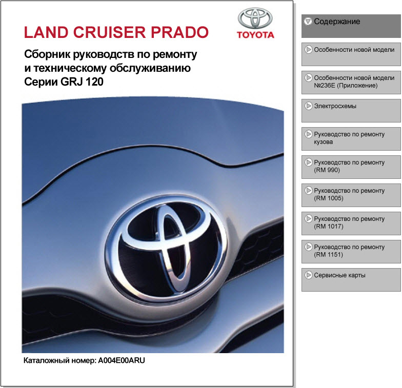 Toyota_Land Cruiser Prado 120 (мультимедиа)