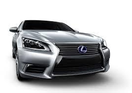 Toyota_Lexus LS600h (мультимедиа)