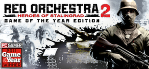RO2 : Heroes of Stalingrad + Rising Storm (Steam / Row)