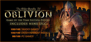 The Elder Scrolls IV: Oblivion GOTY - Deluxe (Steam/Row