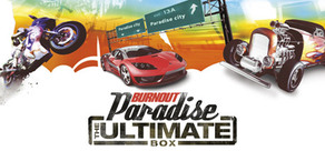 Burnout Paradise: The Ultimate Box (Steam Gift / Region