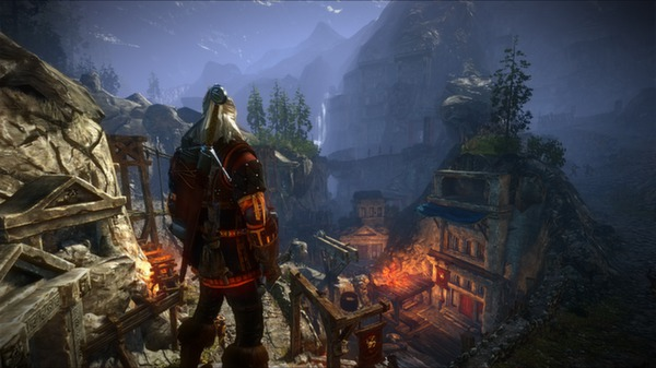 The Witcher 2 - Assassins of Kings EE (Steam Gift /ROW)
