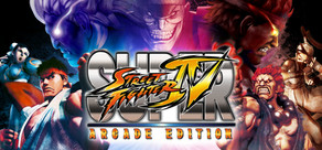 Super Street Fighter® IV Arcade Edition(Steam gift/RoW)