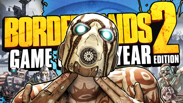 Borderlands 2 Game of the Year +DLC (Steam Gift / ROW )