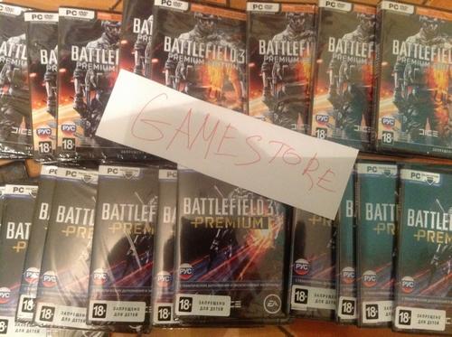ПОКУПАЯ У НАС Battlefield 3 Premium ВЫ ГАРАНТИРОВАННО ПОЛУЧАЕТЕ СРАЗУ