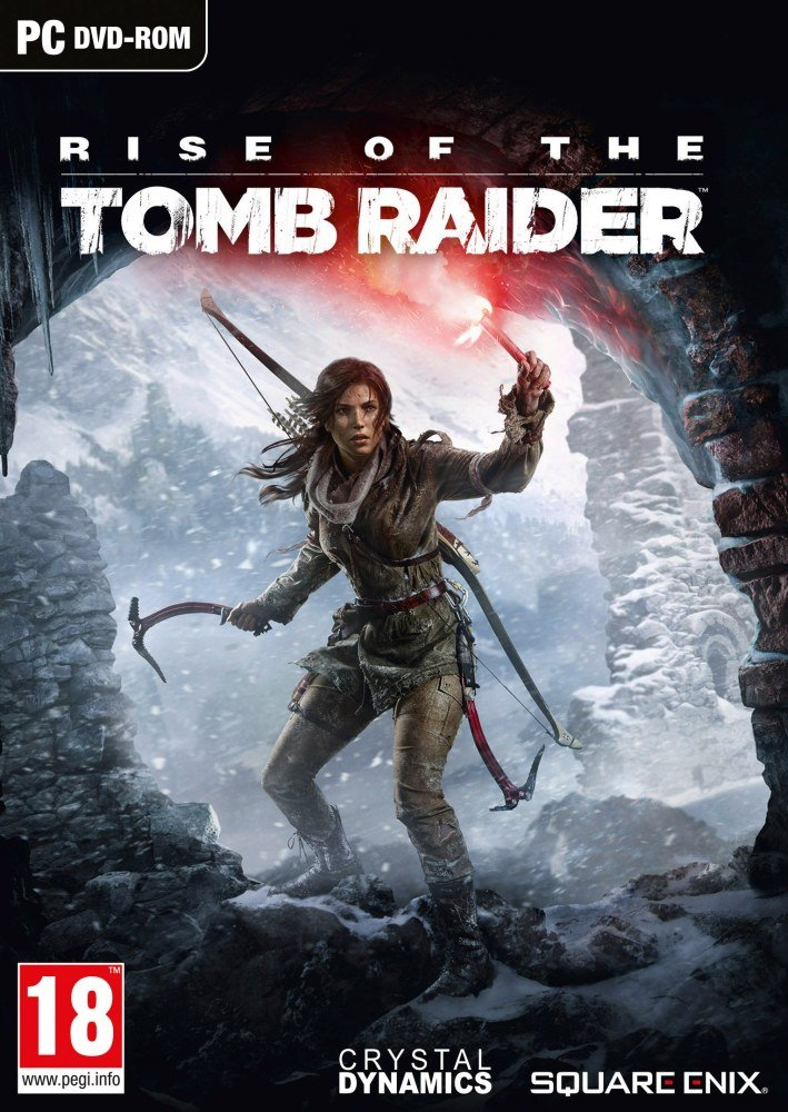 Rise of the Tomb Raider (2016) RePack SEYTER