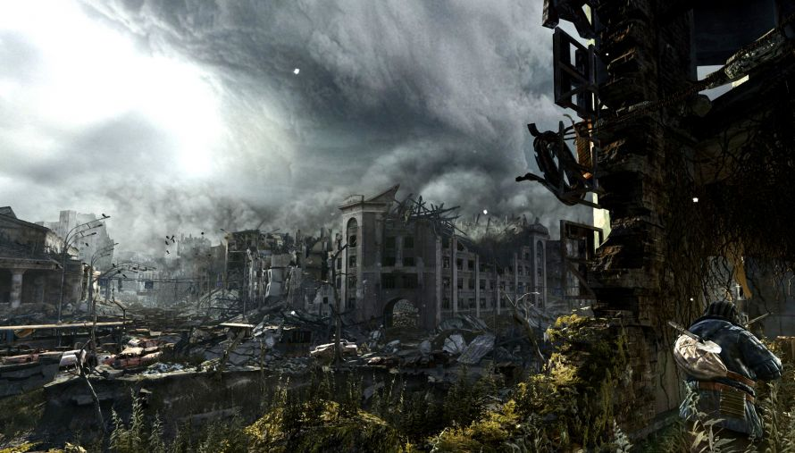 Metro: Last Light (Steam) RUS