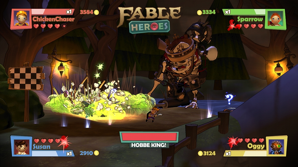 Fable Heroes (Xbox 360)