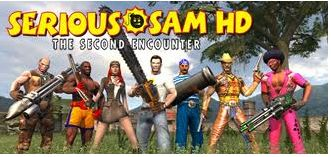Serious Sam HD: The Second Encounter Steam Key