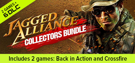 Jagged Alliance Collection (Steam) + Скидки