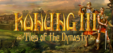 Konung 3: Ties of the Dynasty (Steam key)