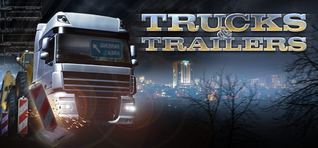 Trucks & Trailers (Steam key) + Скидки