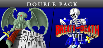 Cthulhu Saves the World & Breath of Death 7 Double Pack