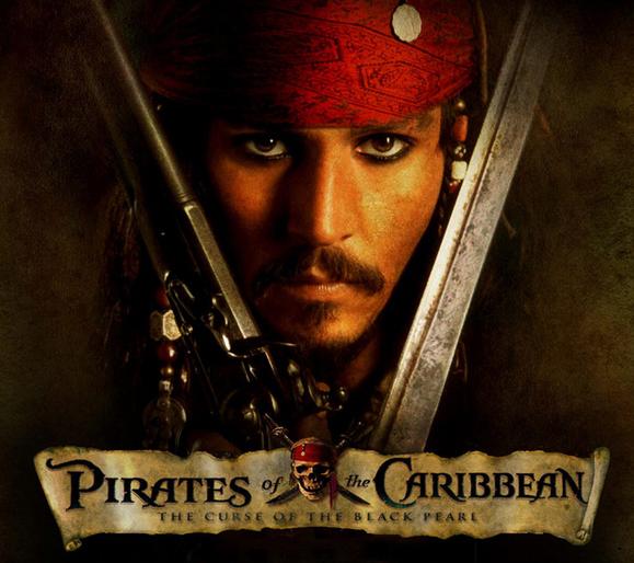 Пираты Карибского моря - ТАБУЛАТУРА