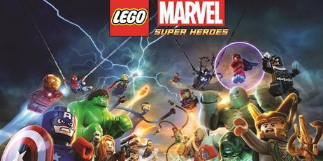 Купить LEGO Marvel Super Heroes - Steam Gift