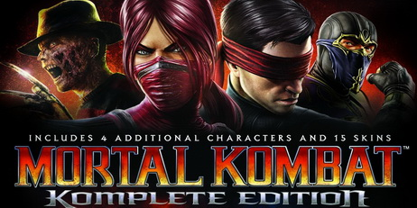 Купить Mortal Kombat. Komplete Edition - Steam Ключ
