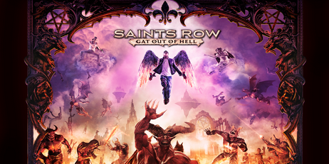 Купить Saints Row: Gat Out of Hell - Steam Ключ