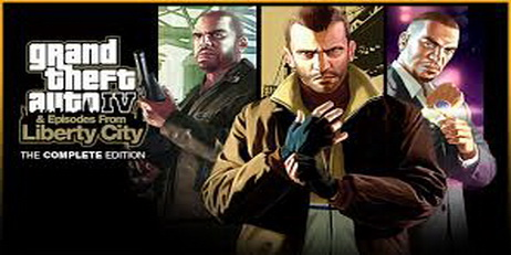 Купить Grand Theft Auto 4 Complete Edition - Steam Gift