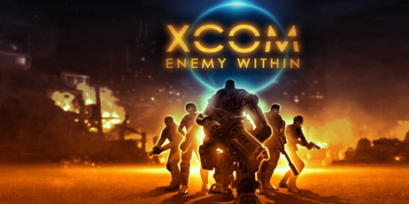Купить XCOM Enemy Within - Steam Ключ