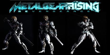 Купить Metal Gear Rising: Revengeance - Steam Gift
