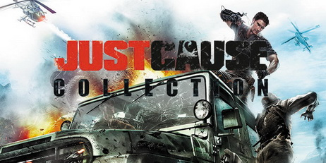 Купить Just Cause Collection - Steam Gift