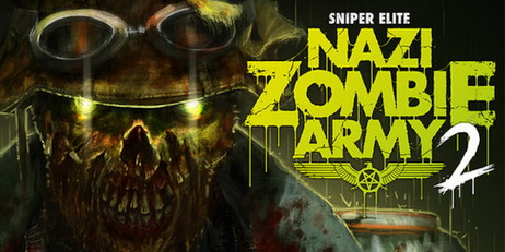 Купить Sniper Elite: Nazi Zombie Army 2 - Steam Ключ