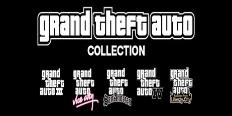Купить Grand Theft Auto Collection - Steam Gift
