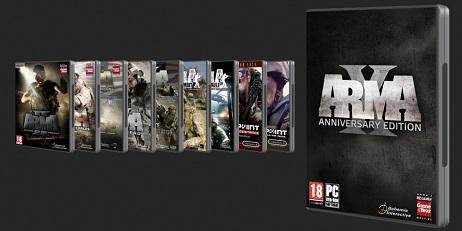 Купить Arma X: Anniversary Edition + Day Z Mod - Steam Gift
