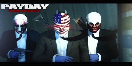 Купить PAYDAY The Heist - Steam Gift