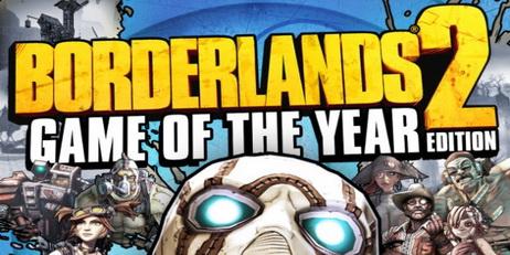 Купить Borderlands 2 Game of the Year Edition - Steam Gift