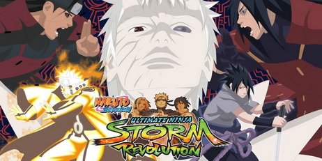 Купить Naruto Shippuden Ultimate Ninja Storm Revolution - Gift