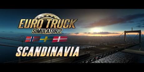 Купить Euro Truck Simulator 2 - Scandinavia - Steam Gift